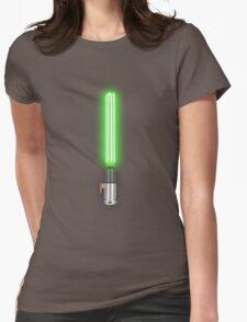 Star Wars - Luke's Light 'Saver' Womens Fitted T-Shirt