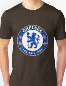 Chelsea FC Tile Pattern  Unisex T-Shirt