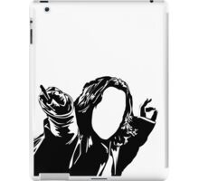 The Potions Master - vacant expression iPad Case/Skin