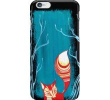 Woodland Fox iPhone Case/Skin