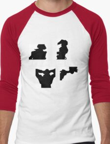 Cowboy Bebop Men's Baseball ¾ T-Shirt