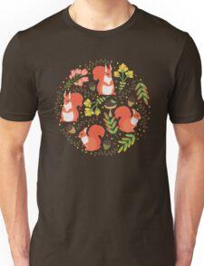 Squirrels Unisex T-Shirt