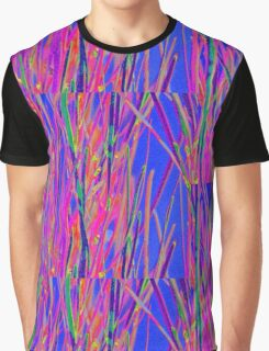 Splashes of colour - abstract Graphic T-Shirt