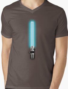 Star Wars - Anakin's Light 'Saver' Mens V-Neck T-Shirt