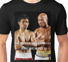 pacman vs bradley Unisex T-Shirt