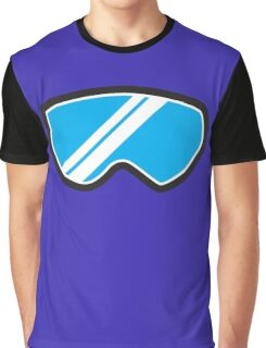 Winter SNOW Goggles  Graphic T-Shirt