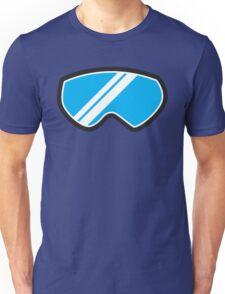 Winter SNOW Goggles  Unisex T-Shirt