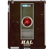 HAL 9000 Vintage magazine advertisment iPad Case/Skin