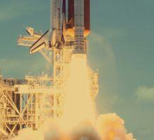 Space Shuttle Sticker