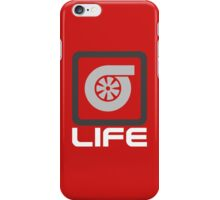Turbo Life iPhone Case/Skin