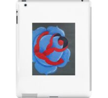Painted Tattoo Style Rose iPad Case/Skin
