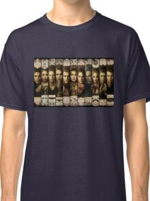 The Vampire diaries & the original Classic T-Shirt