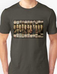 The Vampire diaries & the original Unisex T-Shirt