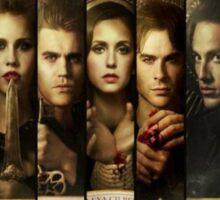 The Vampire diaries & the original Sticker