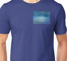 Serenity Prayer Blue Marsh Unisex T-Shirt