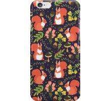 Squirrels iPhone Case/Skin