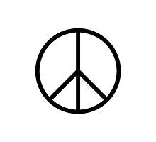 Peace Symbol by gruml