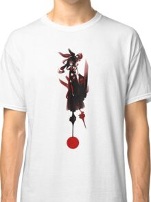 Reimu Abstract Red Classic T-Shirt
