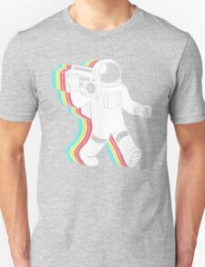 Astronaut and Boombox T-Shirt