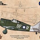 Commonwealth CA-19 Boomerang by A. Hermann