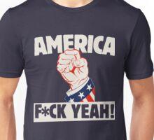 America F*CK YEAH Unisex T-Shirt