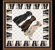 Labrador Retrievers by DogLove