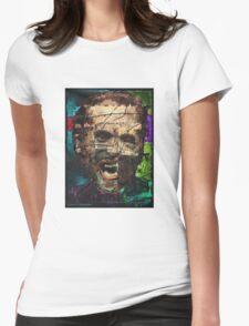 Henry Chinaski  Womens Fitted T-Shirt