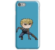 One Punch Man - GENOS iPhone Case/Skin