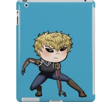 One Punch Man - GENOS iPad Case/Skin
