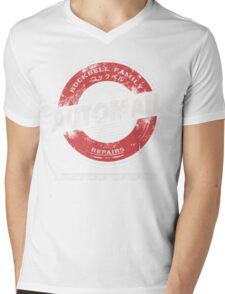 Rockbell Automail Mens V-Neck T-Shirt