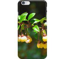 Flores iPhone Case/Skin