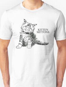 Kitten Mittons T-Shirt