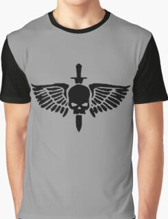 Space Marine Symbol Graphic T-Shirt