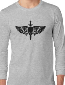 Space Marine Symbol Long Sleeve T-Shirt