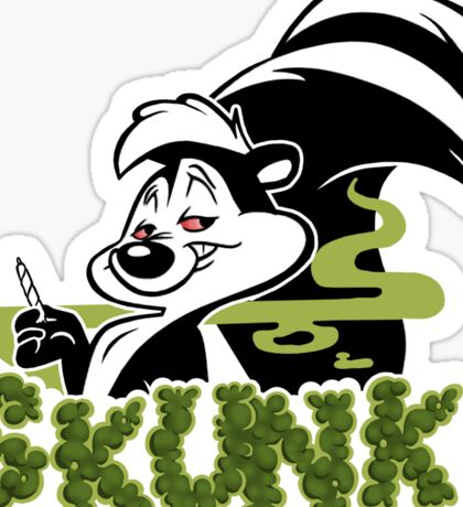 Skunk Sticker