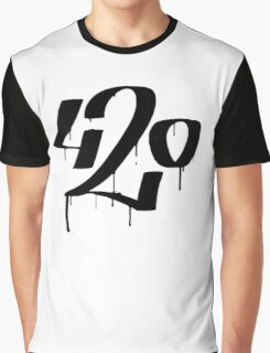 420 Graphic T-Shirt