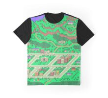 Onett Overworld Graphic T-Shirt