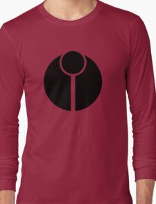 Tau Symbol Long Sleeve T-Shirt