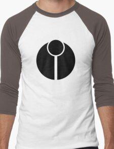Tau Symbol Men's Baseball ¾ T-Shirt