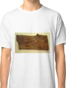 Lizard And Fleeing Deer Classic T-Shirt