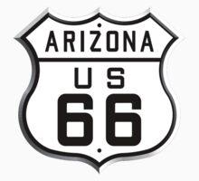ARIZONA, America, U.S, Route 66, Music, USA, 1926 to 1948, Americana Baby Tee
