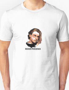 River Phoenix #1 Unisex T-Shirt
