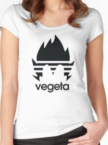 Vegeta Women's Fitted Scoop T-Shirt