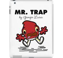Mr Trap iPad Case/Skin