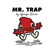 Mr Trap Photographic Print