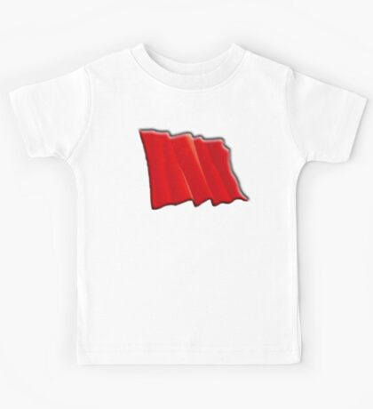 Corbyn, Red Flag, Communist, Labour Party, Left wing, Workers Union, Politics Kids Tee