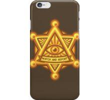 Overwatch Badge iPhone Case/Skin