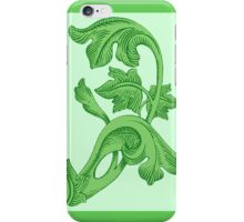 Green Heart iPhone Case/Skin