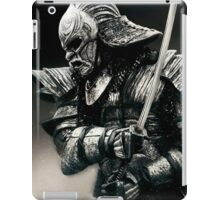SAMURAI iPad Case/Skin
