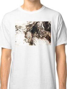 Hole in Tree Trunk Classic T-Shirt